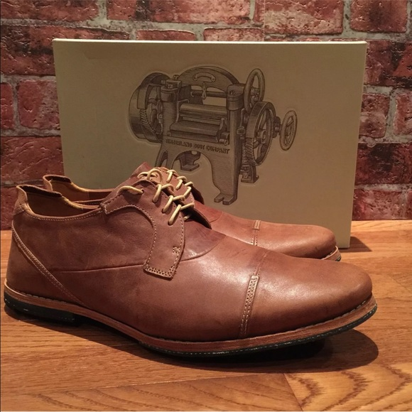 MEN'S TIMBERLAND BOOT COMPANY® WODEHOUSE CAP Toe NWT